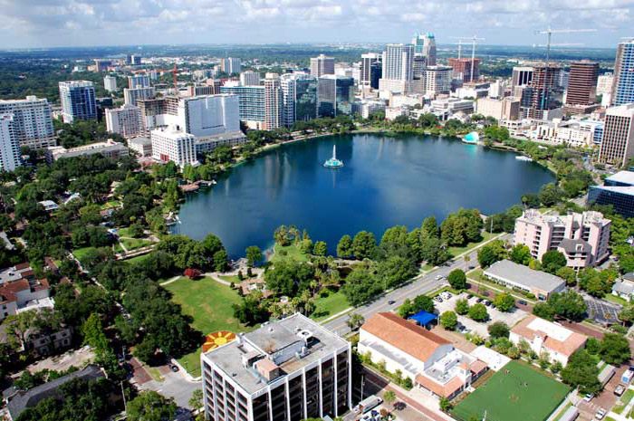 The excitement of Orlando is just a short drive away