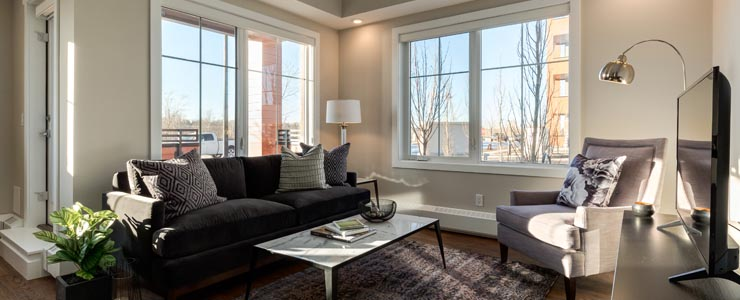 Modern rentals Calgary