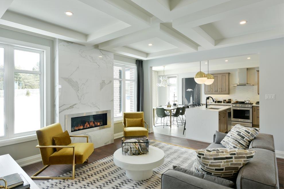 Butternut - Living Room