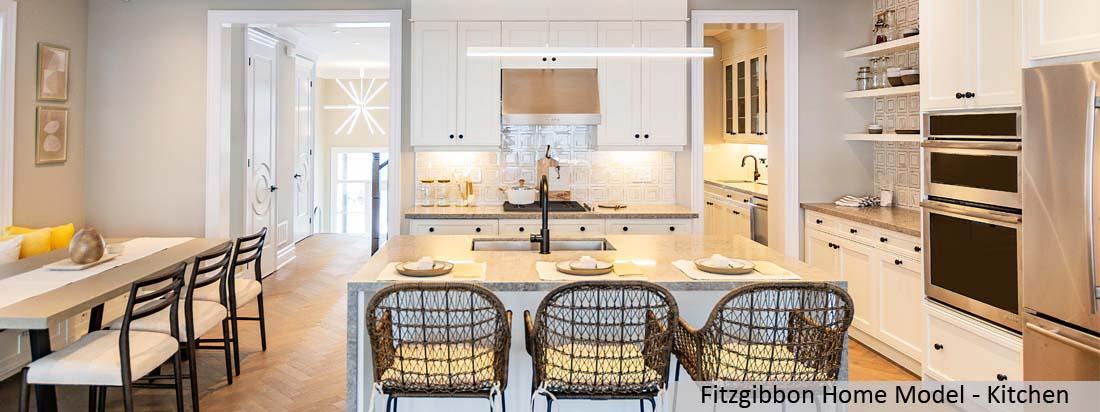 Fitzgibbon Model Home - Kitchen