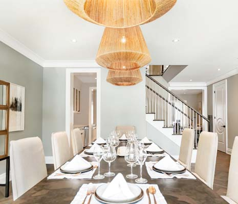 Glen Agar Luxury Detached Homes For Sale - Dining Room