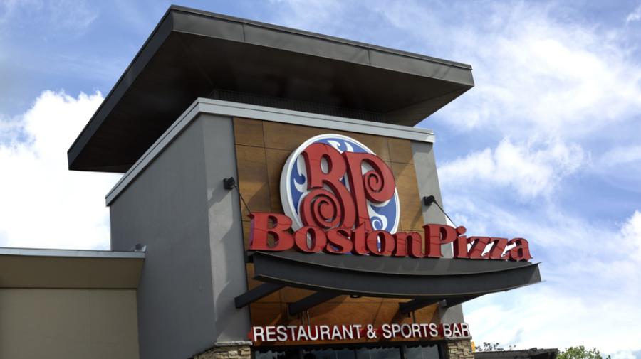 Boston Pizza in Barrhaven