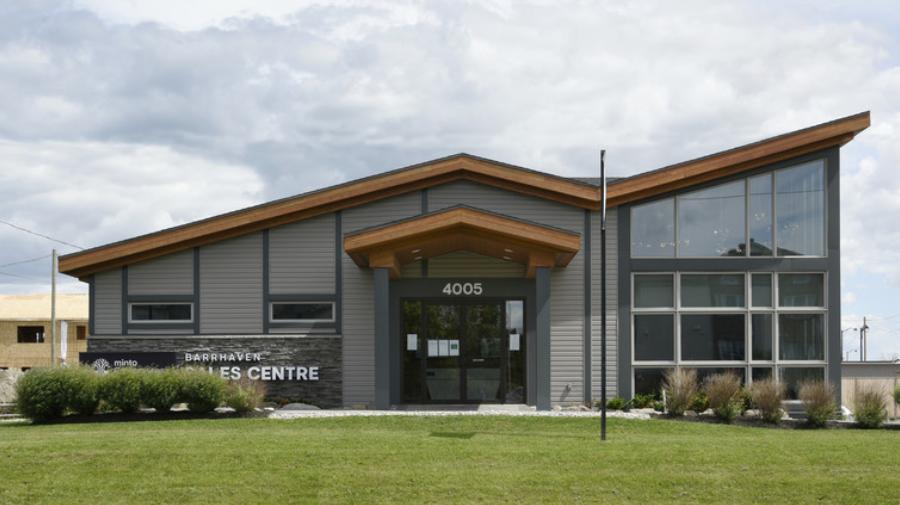 Barrhaven Sales Centre - 4005 Strandherd Drive