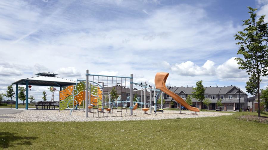 Quinn's Pointe park