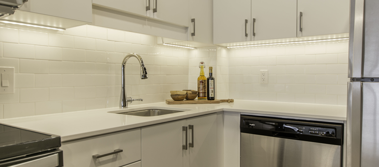Ottawa's renovated rental suites named James and Gilmour