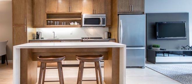 Furnished Luxury Rentals Toronto: Minto Yorkville