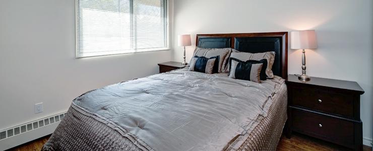 Glenmore Estates Bedroom