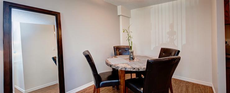Glenmore Estates Dining Room