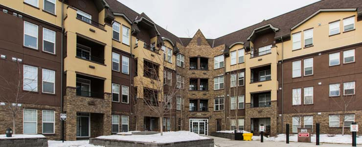 The Laurier - Rentals in SE Calgary | Minto Apartments