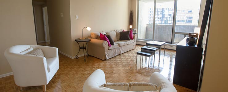 Rental Apartment near Oakville's Sheridan College