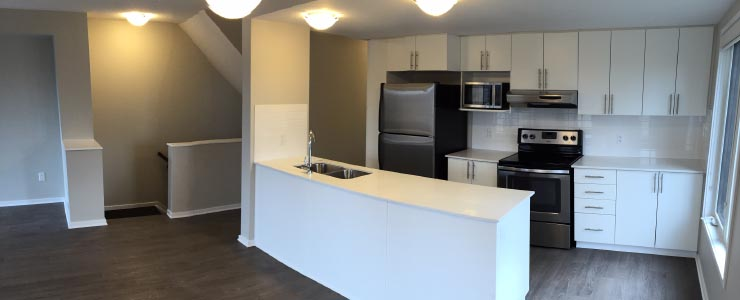 Navaho Terrace Kitchen