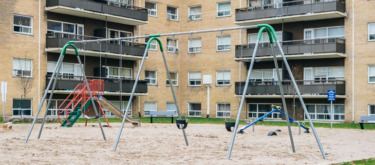 Toronto morningside's playground