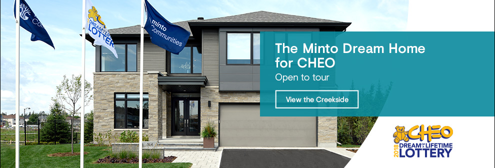 new homes for sale in orléans ottawa east avalon minto