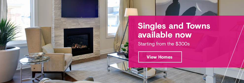 Avalon Encore Singles and Towns From The $300s
