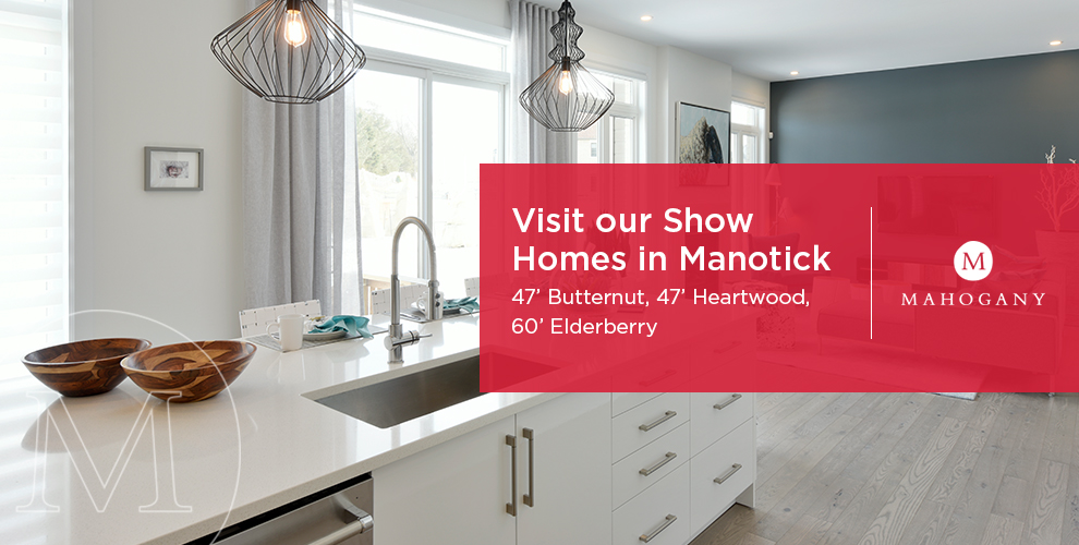 Visit our show homes in Orléans