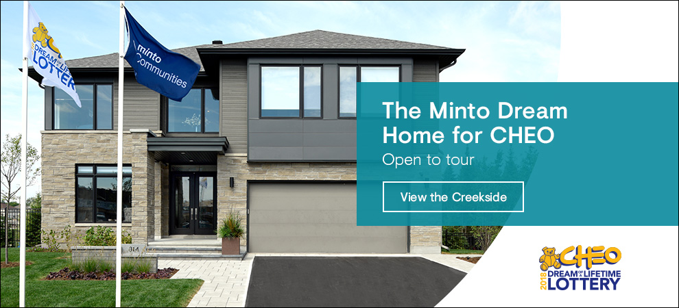 2018 Minto Dream Home