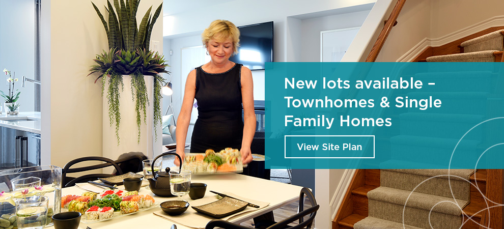 New Homes in Stittsville, Single Family Homes and Townhomes