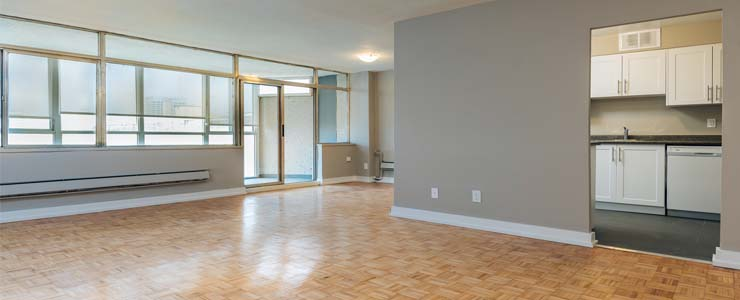 Toronto Apartment rental St. Dennis