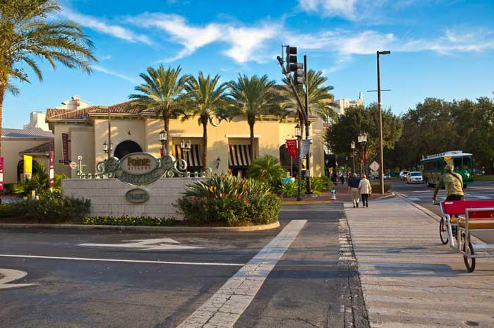 Enjoy shopping at Pointe Orlando Outdoor Mall