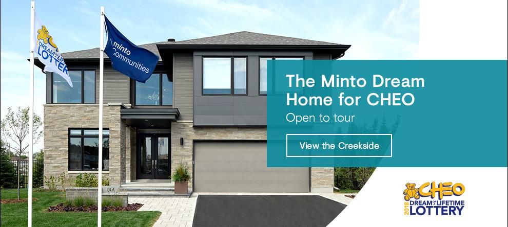 2018 Minto Dream Home
