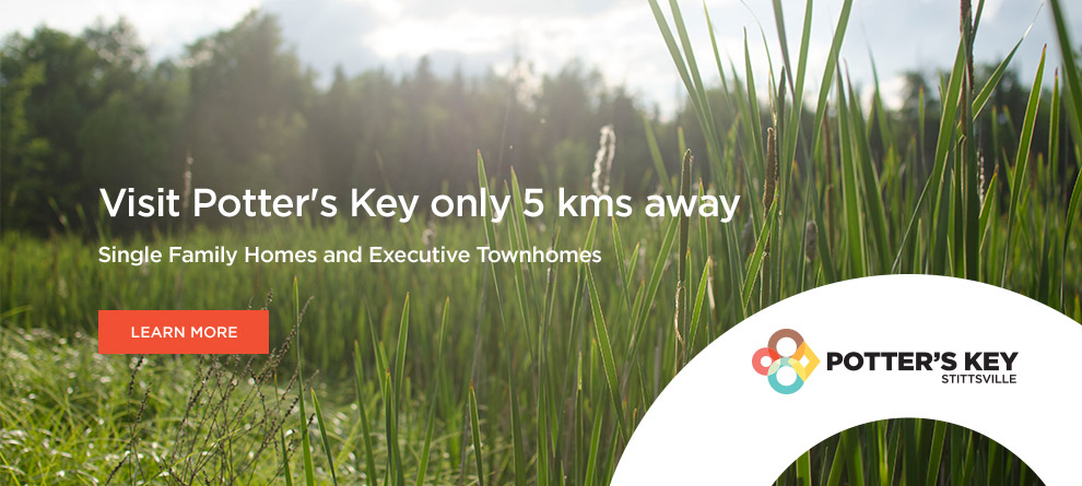 Visit Potter's Key only 5 kms away