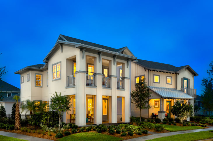 Beautiful low maintenance single family homes (Cormack Grande and Huxley Grand shown)