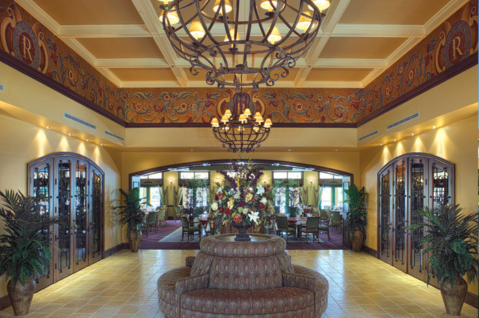 Club Renaissance is a magnificent 43,000 square foot clubhouse