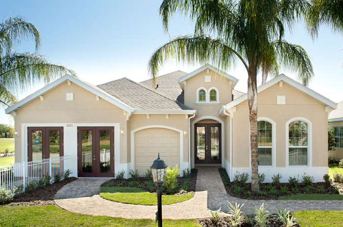 Beautiful 2 bedroom home with 3 car garage (Montecito Shown)