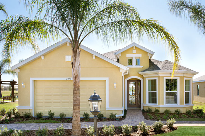 Single family homes ranging from 2 to 3 bedrooms with up to 3.5 bathrooms (Palisade Shown)