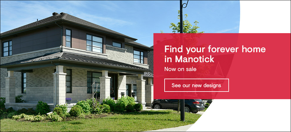 Manotick Homes On Sale Now. View Mahogany's New Designs