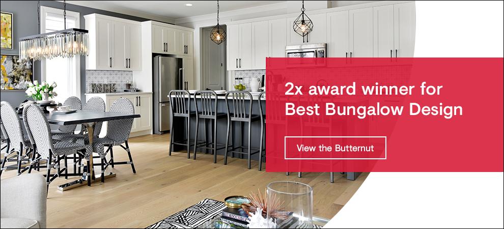 2x Award Winner for Best Bungalow Design