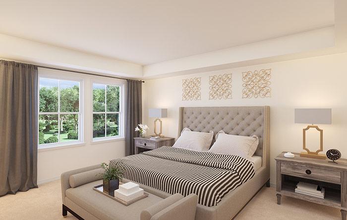 Cambria Master Bedroom