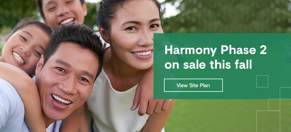 New single family homes coming to Harmony, Barrhaven this fall!