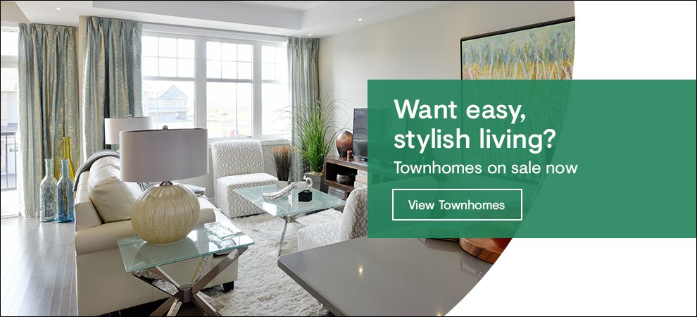 New Townhomes for sale in Barrhaven