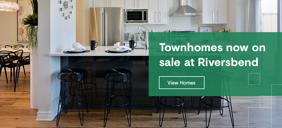 Townhomes now on sale in Barrhaven
