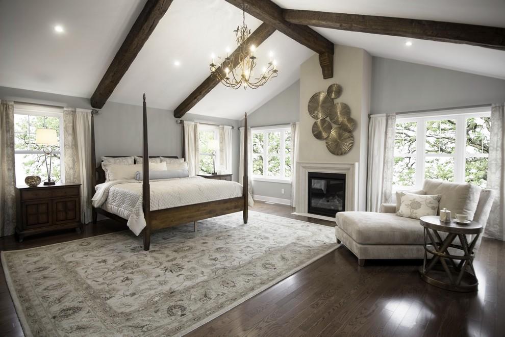 Walnut Master Bedroom