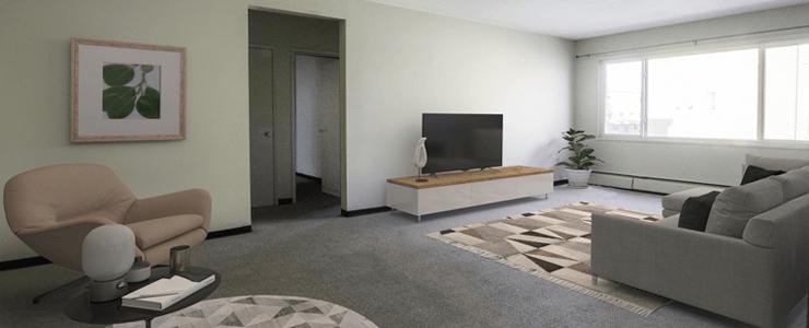 Edmonton Mercury Apartment Rental
