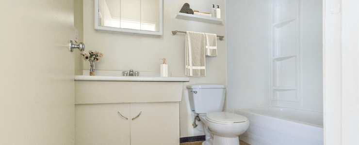 Mercury washroom edmonton rental