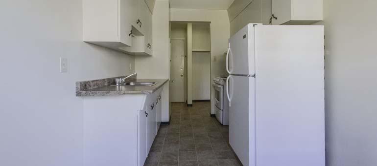 Mercury Apartment in Edmonton
