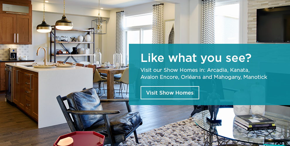 Visit our Show Homes