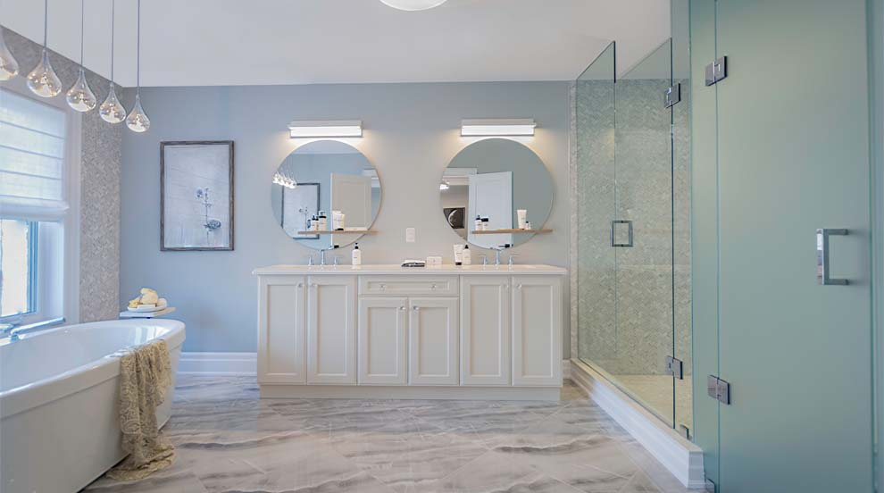 Fitzgibbon Model Home - Master Ensuite