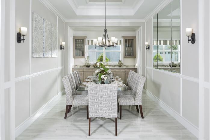 Kingfisher Grand Model Elegant Dining Room