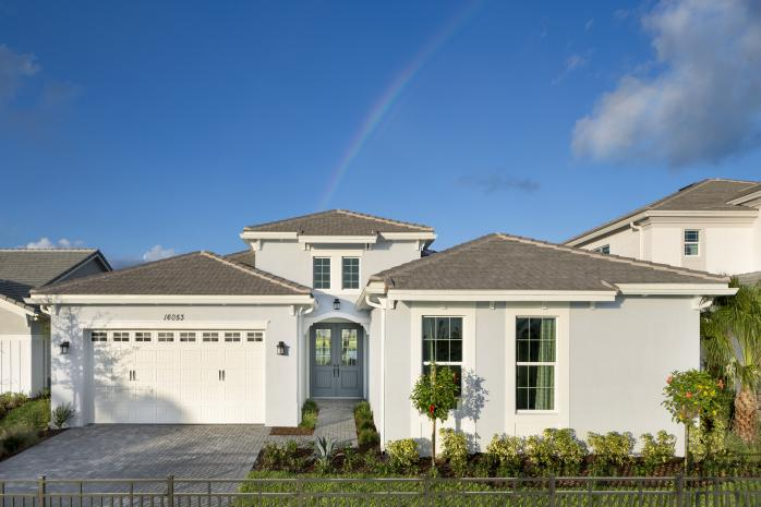 The Kingfisher Model Single-Family Home at Westlake