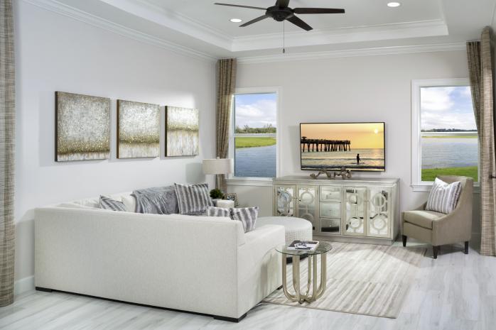 Kingfisher Grand Model Spacious Family Room