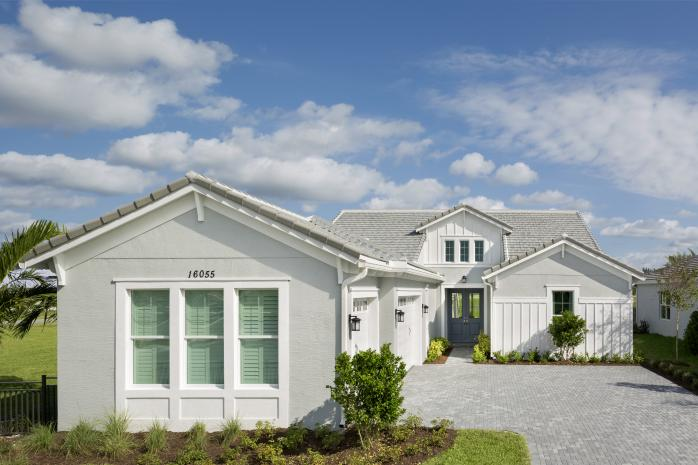 The Sandhill Model Single-Family Home at Westlake