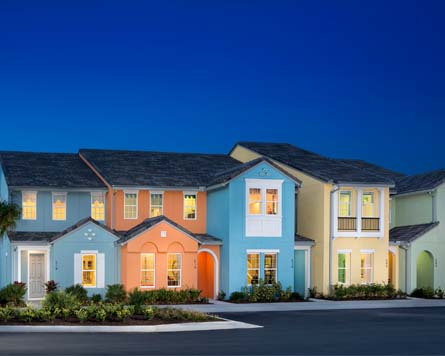 Homes For Sale At Festival in Orlando Florida